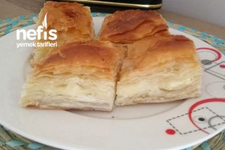 ️60 Katlı Kolay Sütlü Börek ️ Tarifi