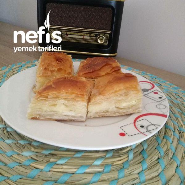 ️60 Katlı Kolay Sütlü Börek ️-9513075-080654