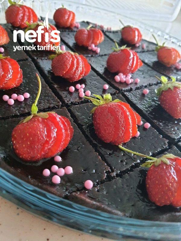 Bol Çikolatalı Islak Kek-9511820-070637