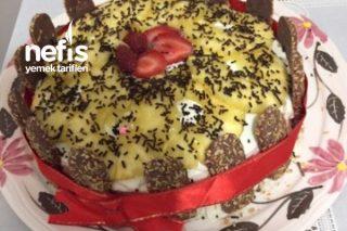 Doğum Günü Pastası (Muhteşem Görüntüsüyle) Tarifi