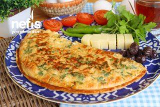 Kahvaltıya Yakışır! Omlet Tarifi (videolu)