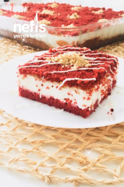 Kırmızı Kadife Pasta-9515486-210649
