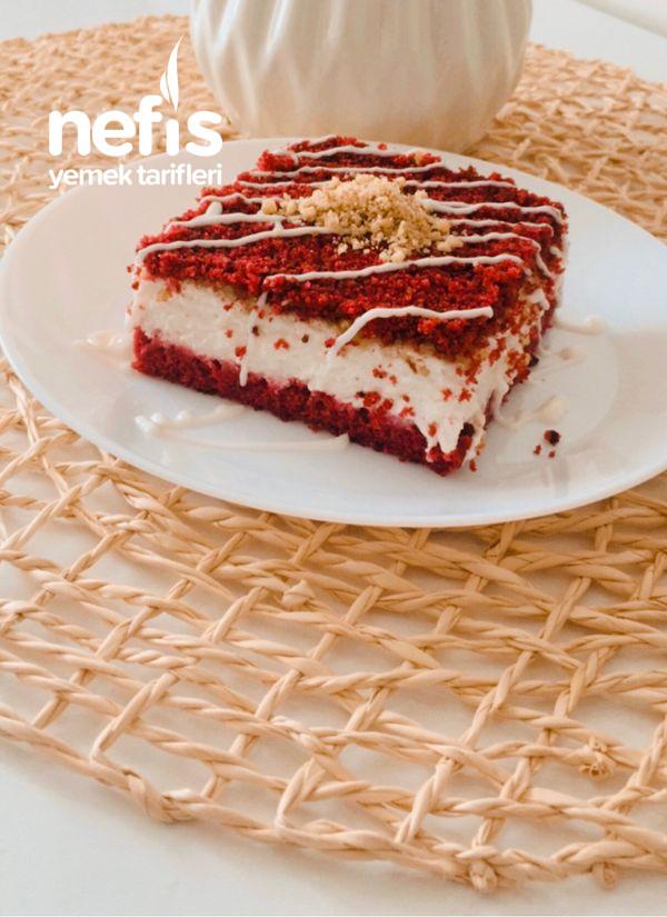 Kırmızı Kadife Pasta-9515486-210652