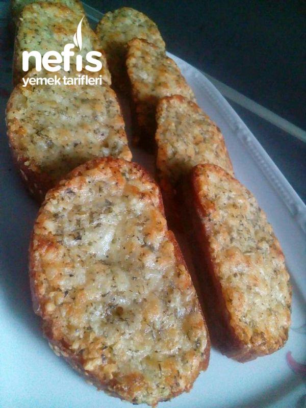 Krauterbrot (Sarımsaklı Ekmek)-9515067-180623