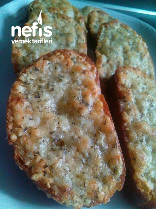 Krauterbrot (Sarımsaklı Ekmek)-9515067-180625