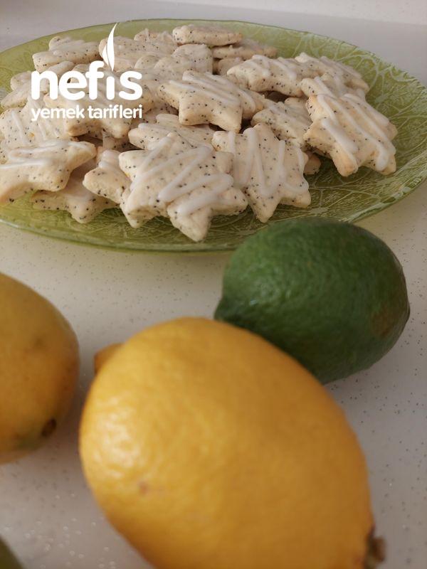Limonlu Haşhaşlı Kurabiye-9514004-120607