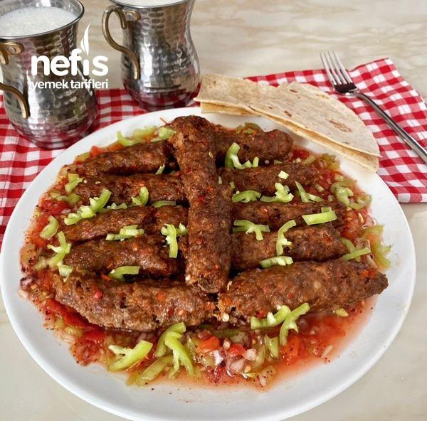 Restoranlarda Yediğiniz Kebapları  Aratmaz Ezmeli Kebap-9509180-120640