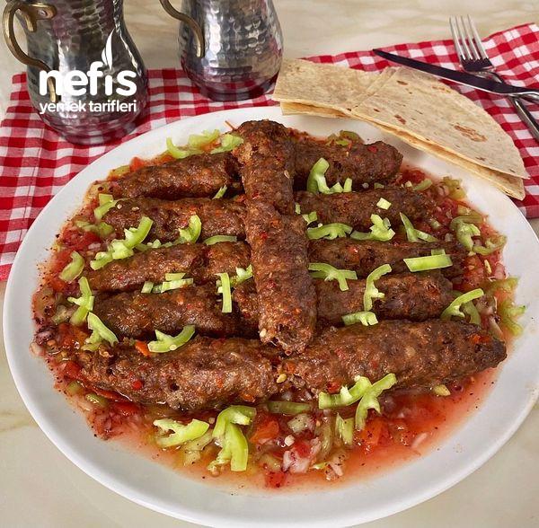 Restoranlarda Yediğiniz Kebapları  Aratmaz Ezmeli Kebap-9509180-120641