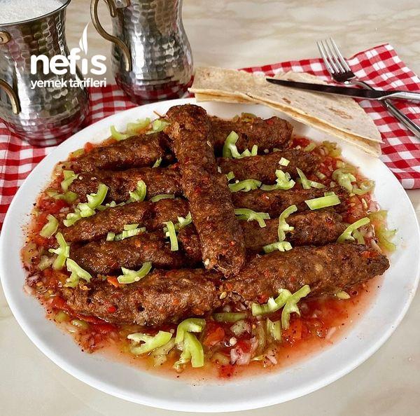Restoranlarda Yediğiniz Kebapları  Aratmaz Ezmeli Kebap-9509180-120643