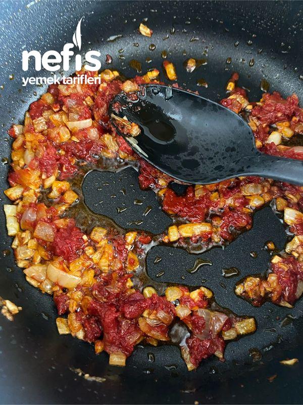 Bulgurlu Patlıcan Yemeği-9516428-100635