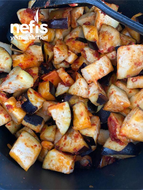 Bulgurlu Patlıcan Yemeği-9516428-100638