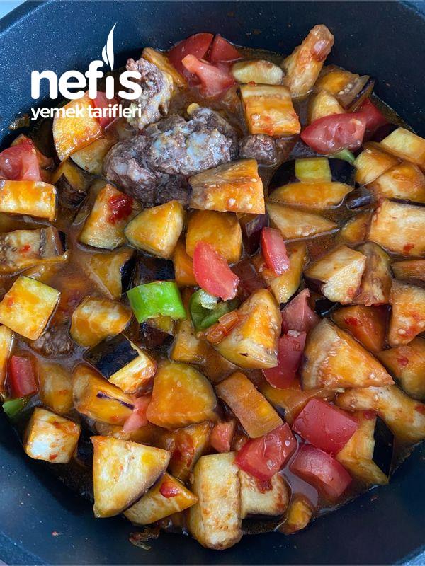 Bulgurlu Patlıcan Yemeği-9516428-100641