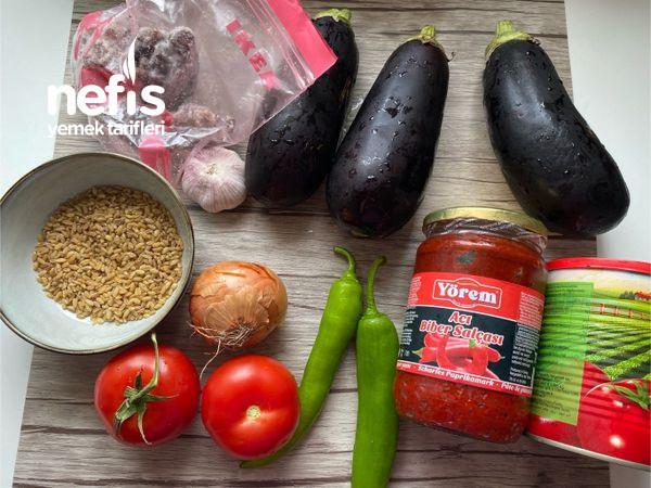 Bulgurlu Patlıcan Yemeği-9516428-100632