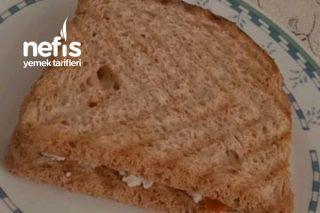 Diyet Sağlıklı Kahvaltılık Tost Tarifi