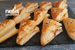 Rendelenmiş Patatesli Muhteşem Milföy Börek (Videolu) Tarifi