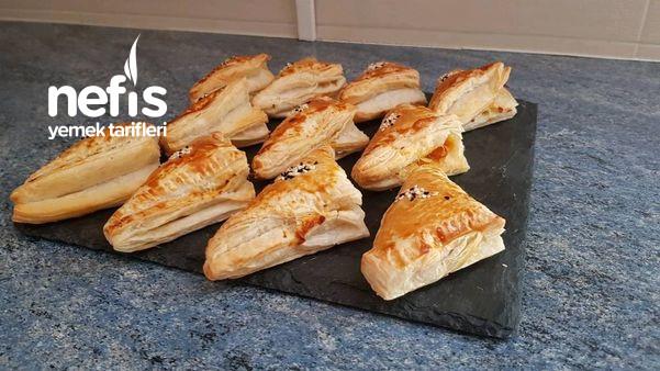 Rendelenmiş Patatesli Muhteşem Milföy Börek (Videolu)-9516576-100615