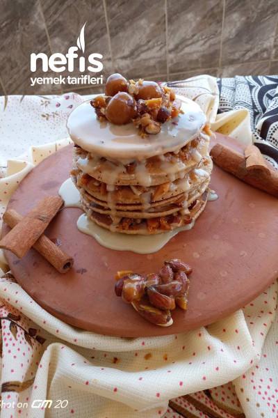 Tarçınlı Pankek Pasta-9516902-120658