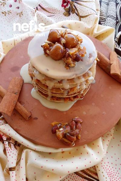 Tarçınlı Pankek Pasta-9516902-120604