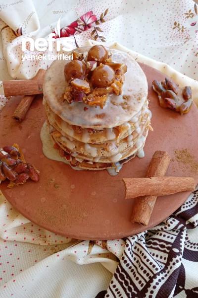 Tarçınlı Pankek Pasta-9516902-120601