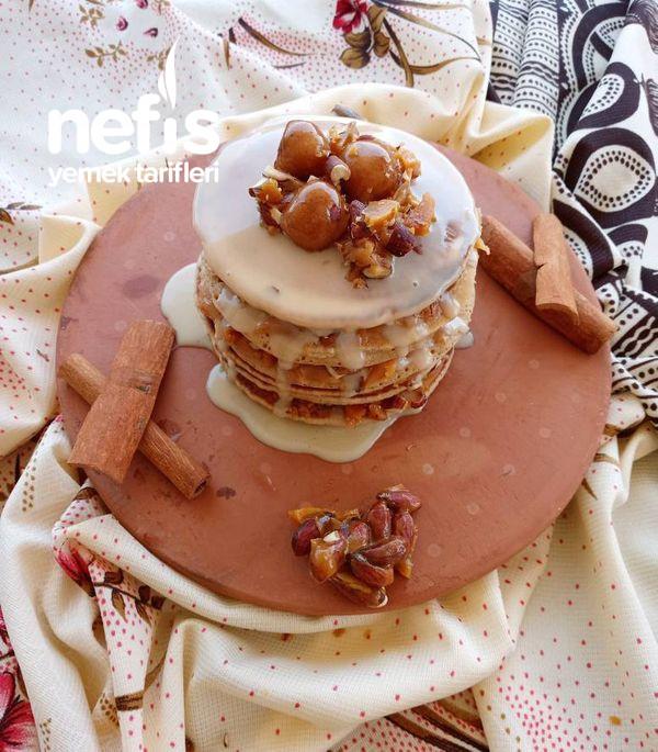 Tarçınlı Pankek Pasta