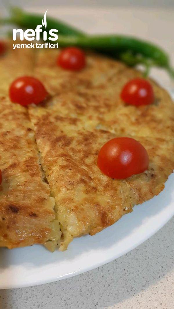 Tavada Patates Böreği
