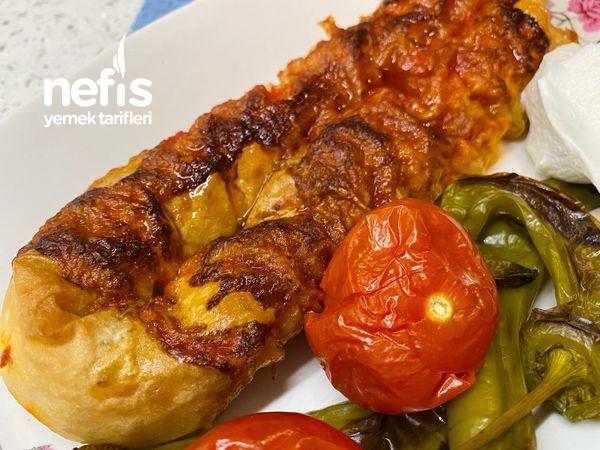 Beyti Sarma Kebabı Tarifi Videolu