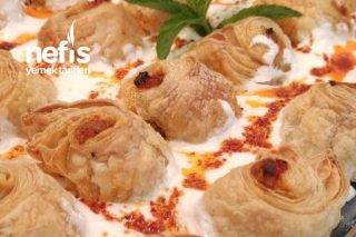 Milföylü Saray Kebabı Tarifi