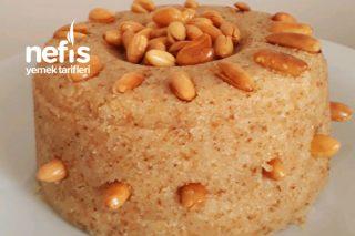 Osmanlı Tatlılardan Memnuniyet Helvası Diğer Adıyla Peynir Helvası Tarifi