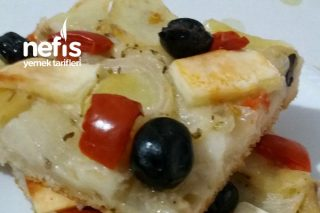 Anadolu Pizza Tarifi