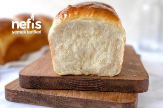 Yumuşacık Sütlü Japon Ekmeği Tarifi