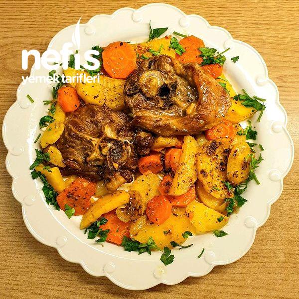 Kuzu Gerdan Yemeği (Fırında)