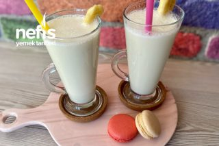 Muzlu Milkshake (Çok Beğeneceksiniz) Tarifi
