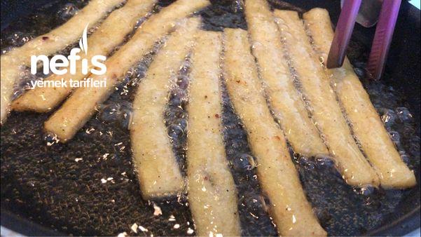 Çıtır Patates Çubukları Tarifi (Videolu)