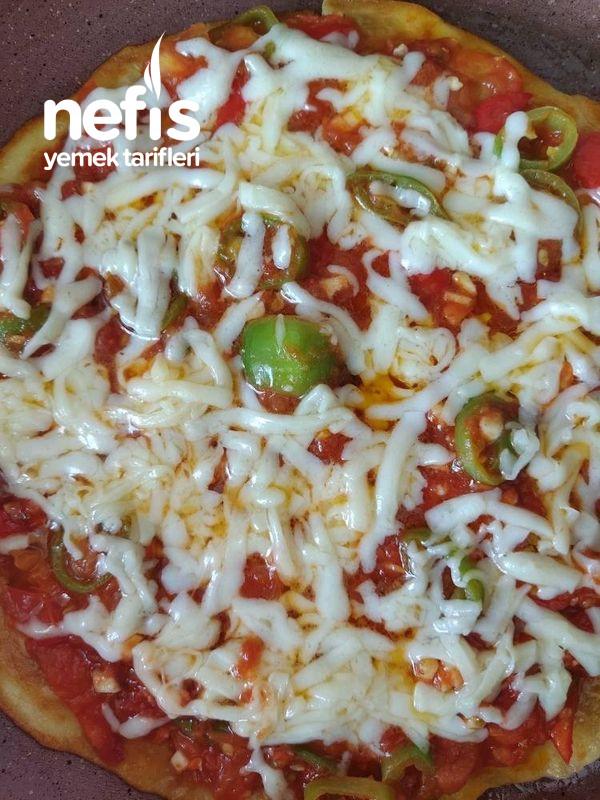 Efsane Yulaf Pizza