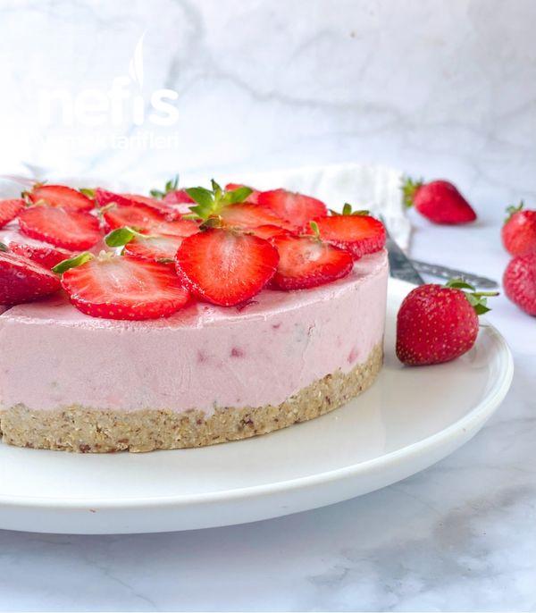 Pişmeyen Fit Cheesecake-9522534-070641