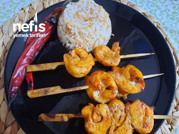 Akşam Yemeği İçin Pratik Tavuk Yemeği (Videolu)