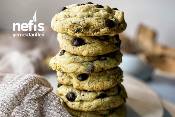 Çikolatalı Kurabiye (Cookies)
