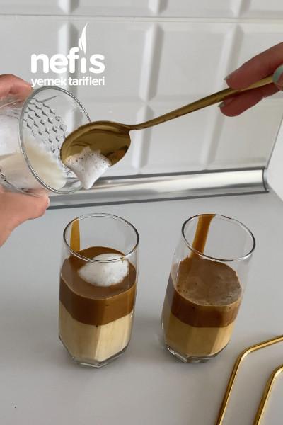 Ev Yapımı Kremalı Buzlu Kahve-9526584-140651