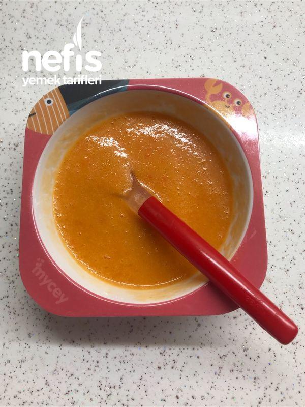 Kabaklı Kapya Biberli Sebze Çorbası 6+