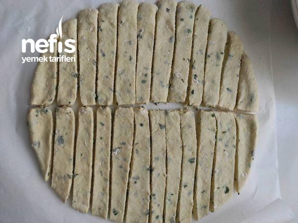 Peynirli Pişi