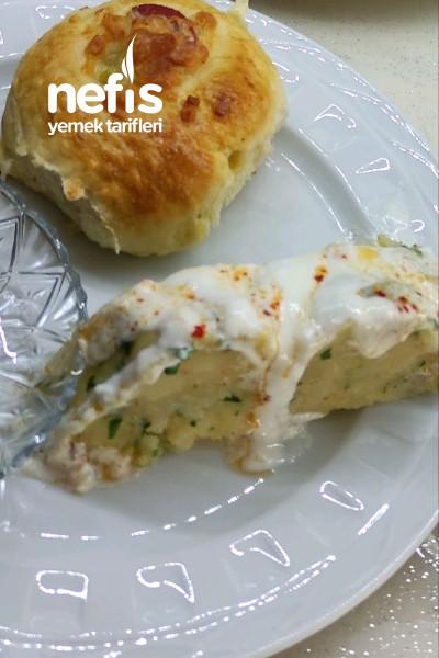 Yoğurtlu Kalıpda Patates Salatası-9527276-180619