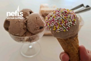 Çikolatalı Dondurma Videolu Tarifi