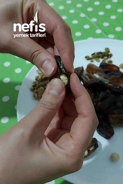 Çikolatalı Hurma Topları-9529532-150636