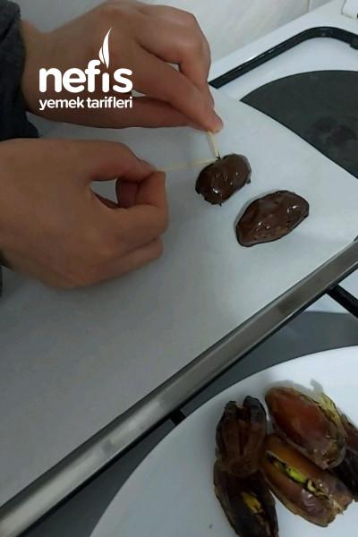 Çikolatalı Hurma Topları-9529532-150644