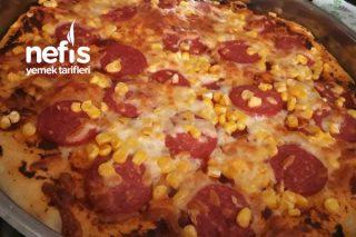 Çocukların Seveceği Bir Tarif Pizza Tarifi