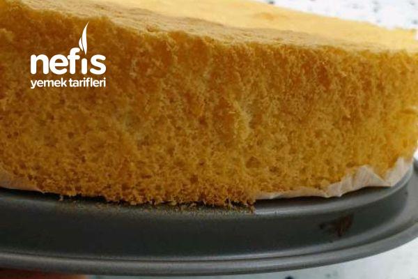 Frambuazlı Alman Pastası