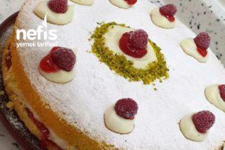 Frambuazlı Alman Pastası Tarifi
