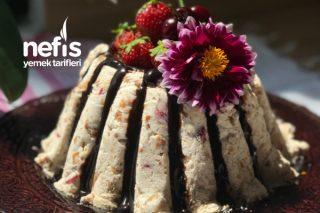 Hem Dondurma Hem Pasta (Parfe) Tarifi