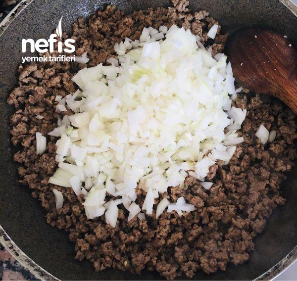 Kıymalı Çökertme Kebabı Bodrum Kebabı Çentik Kebabı (Ana Yemek)