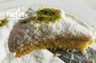 Muhteşem Krema Dokusuyla Gelin Pastası Tarifi